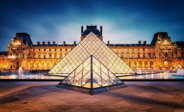 Лувр (Париж) - фото 418382
