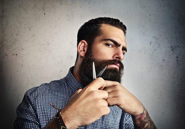 Сам собі барбер: як підстригти бороду вдома - фото 418730