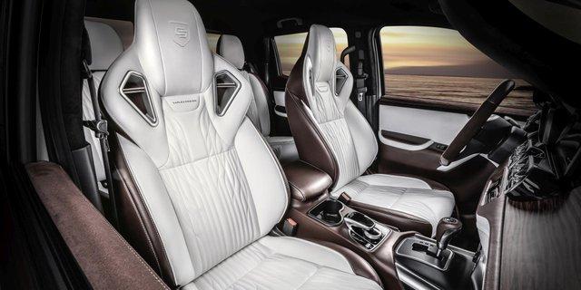 Mercedes-Benz X-Class виконали у стилі розкішної яхти: фото - фото 418884