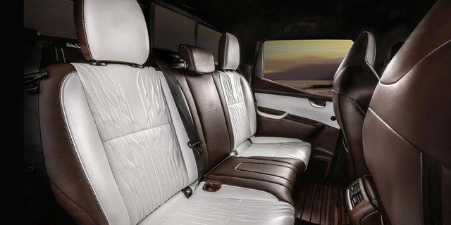 Mercedes-Benz X-Class виконали у стилі розкішної яхти: фото - фото 418888