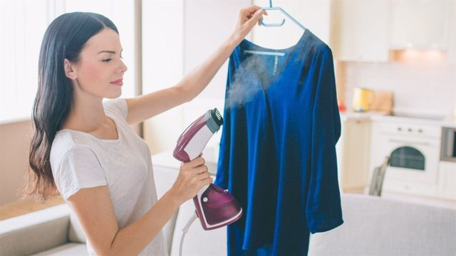 Пара дозволяє усунути неприємний запах - фото 419267