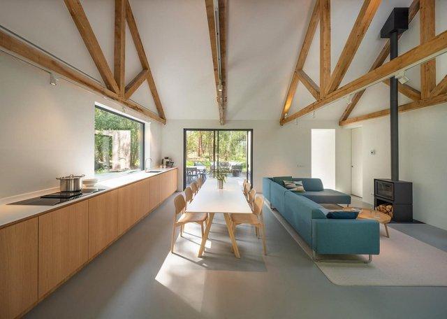 Архітектори звели ідеальний дім для відпочинку в Нідерландах: фото - фото 419330