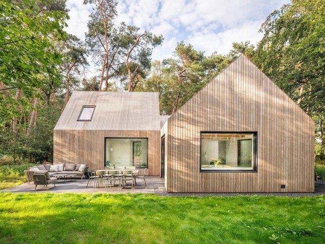 Архітектори звели ідеальний дім для відпочинку в Нідерландах: фото - фото 419331