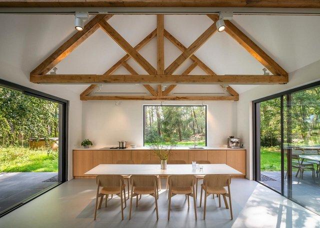 Архітектори звели ідеальний дім для відпочинку в Нідерландах: фото - фото 419332