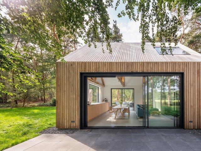 Архітектори звели ідеальний дім для відпочинку в Нідерландах: фото - фото 419335