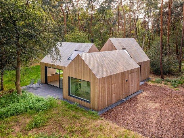 Архітектори звели ідеальний дім для відпочинку в Нідерландах: фото - фото 419336