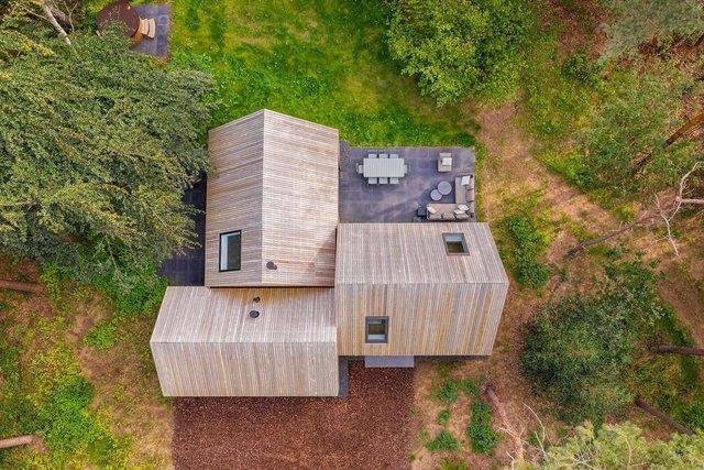 Архітектори звели ідеальний дім для відпочинку в Нідерландах: фото - фото 419338