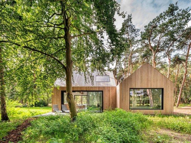 Архітектори звели ідеальний дім для відпочинку в Нідерландах: фото - фото 419342