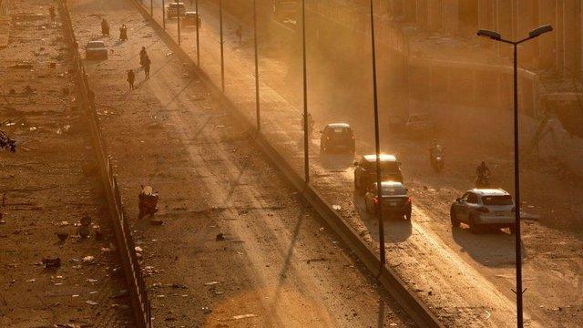 У мережі показали наслідки вибуху в порту Бейрута - фото 419520