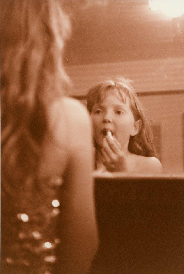 Моделі світу: як змінилася блакитноока красуня Лілі Коул, фото 18+ - фото 419559