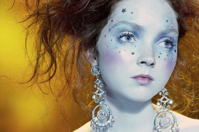 Моделі світу: як змінилася блакитноока красуня Лілі Коул, фото 18+ - фото 419563