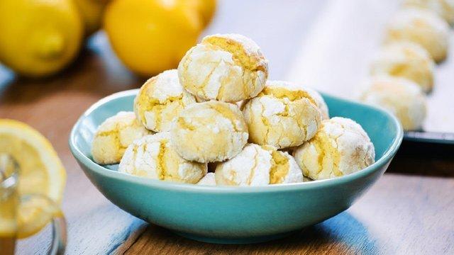 Рецепт ароматного лимонного печива: зробить кожен - фото 419734