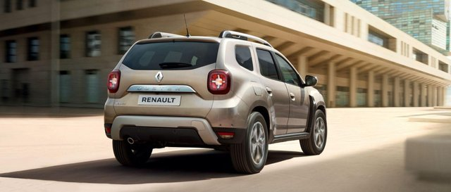 Renault Duster  - фото 420205