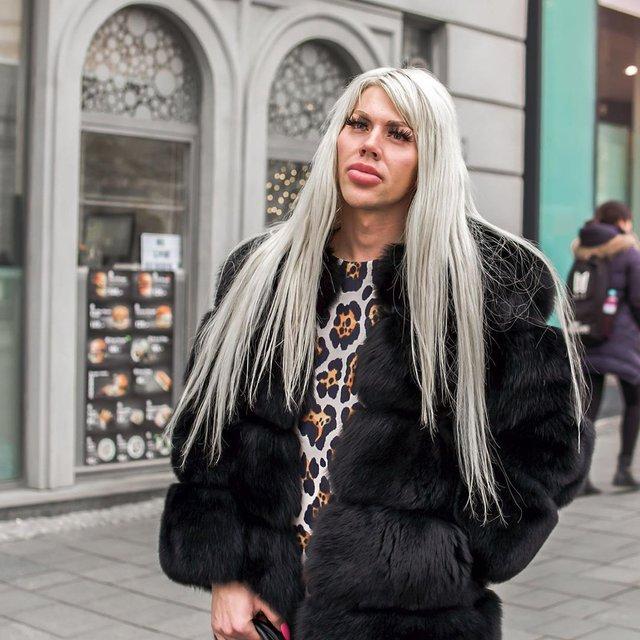 Фотограф з Чехії перетворився у ляльку Bratz завдяки пластиці (фото) - фото 420329