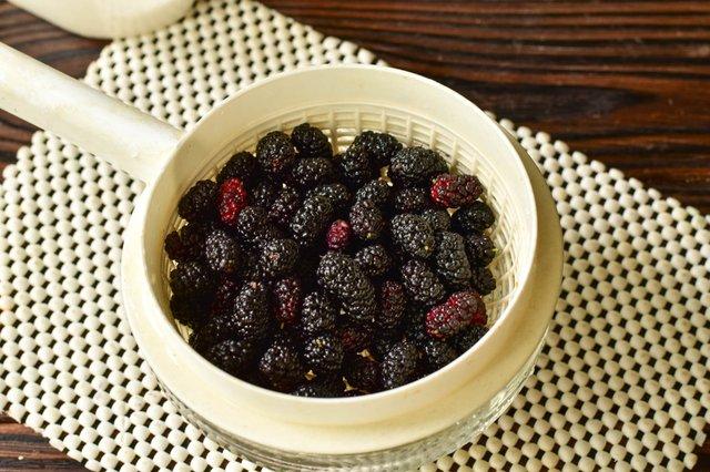Варення з шовковиці на зиму: рецепти з фото - фото 420472