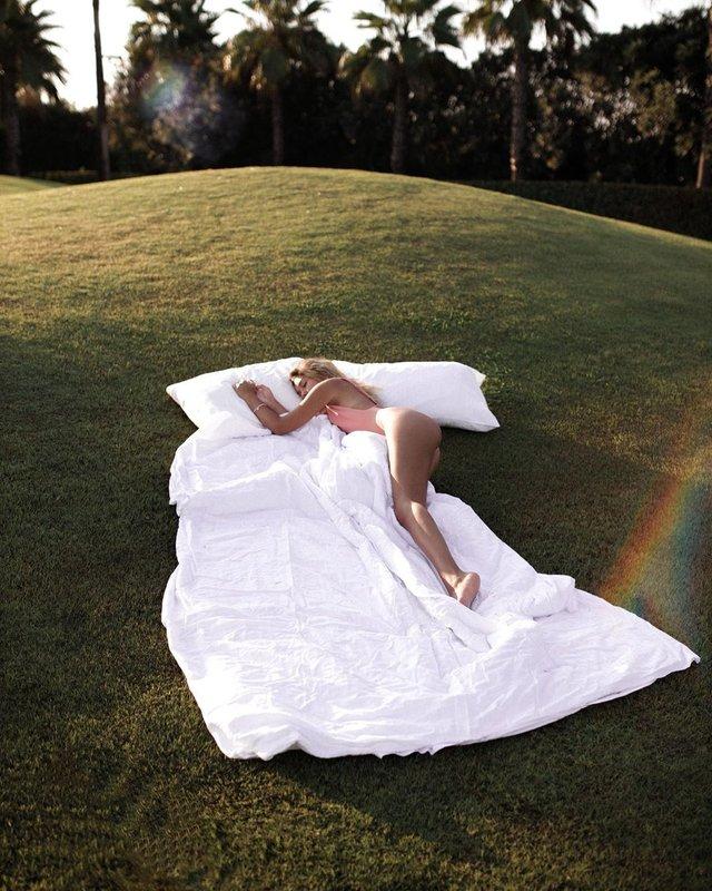 Дарія Квіткова хизується ідеальним формами на відпочинку - фото 421422
