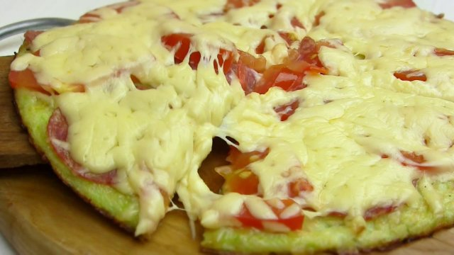 Кабачкова піца  - фото 421856