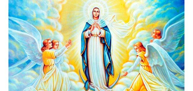 Успіння Пресвятої Богородиці - фото 422364