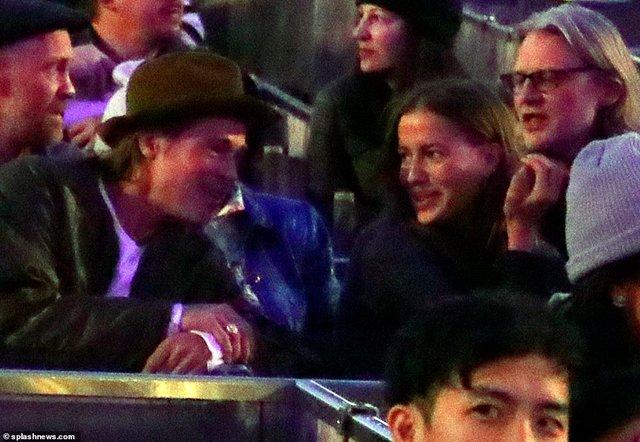 Бред Пітт вирушив на побачення з моделлю, схожою на Джолі - фото 422416