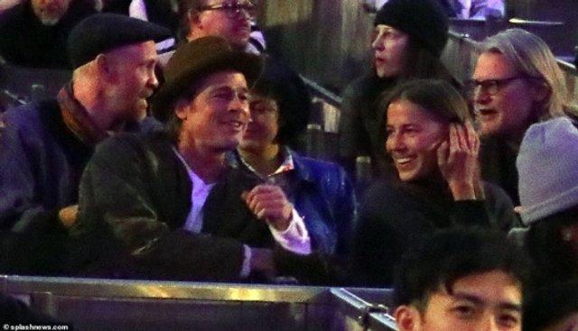 Бред Пітт вирушив на побачення з моделлю, схожою на Джолі - фото 422417