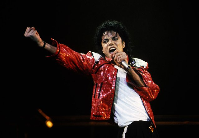 Майкл Джексон - фото 422537