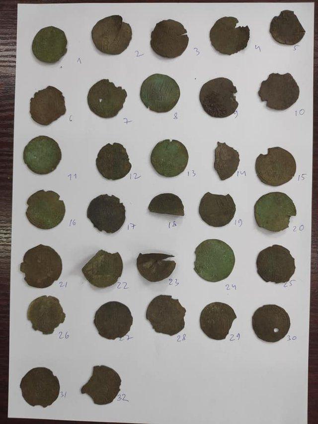 На Житомирщині знайдено 32 старовинні монети - фото 422598