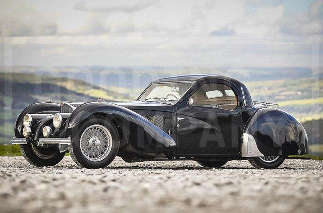 З молотка пустять 83-річний Bugatti з 220-сильним двигуном: його ціна космічна - фото 422630