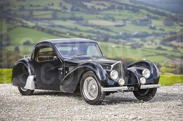 З молотка пустять 83-річний Bugatti з 220-сильним двигуном: його ціна космічна - фото 422631