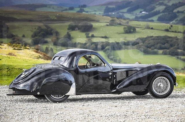 З молотка пустять 83-річний Bugatti з 220-сильним двигуном: його ціна космічна - фото 422632