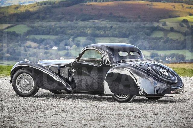 З молотка пустять 83-річний Bugatti з 220-сильним двигуном: його ціна космічна - фото 422633