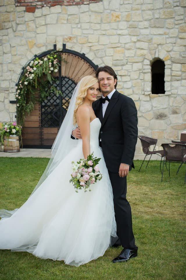 Весілля Сергія та Катерини Притули відбулось 5 років тому - фото 422859