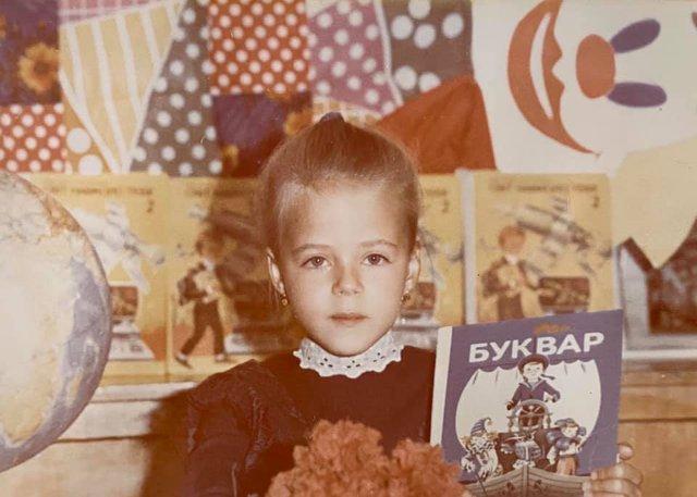 Остапчук веде дочку в перший клас, а Ivan NAVI згадує шкільні роки: зіркова фотодобірка - фото 423190