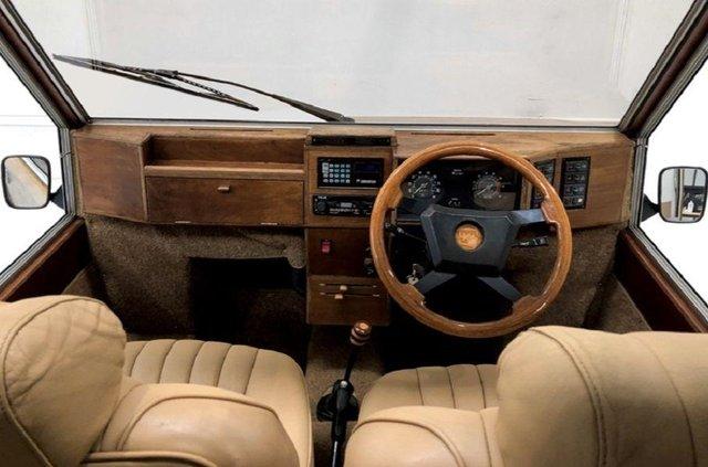 На торги виставлять рідкісний дерев'яний автомобіль від дизайнера Aston Martin - фото 423380
