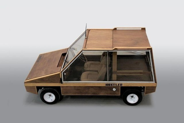 На торги виставлять рідкісний дерев'яний автомобіль від дизайнера Aston Martin - фото 423384