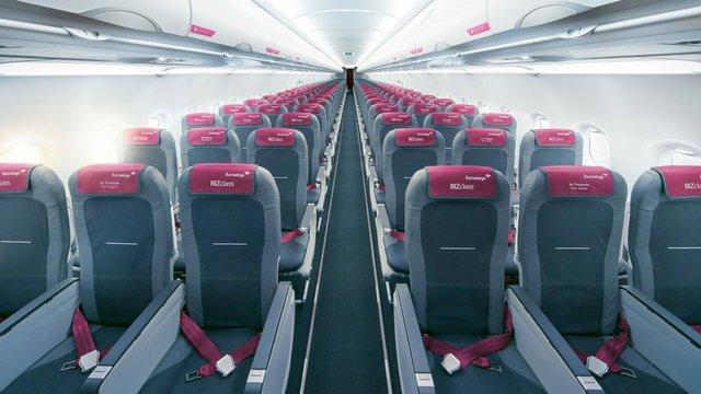 Авіакомпанія Eurowings почала продавати порожні місця: для чого це? - фото 423407