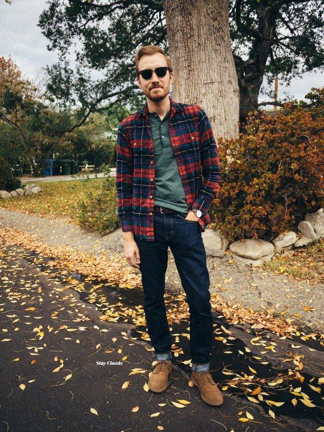 З чим носити і як поєднувати сорочки чоловікам: 10 модних ідей у фото - фото 423510