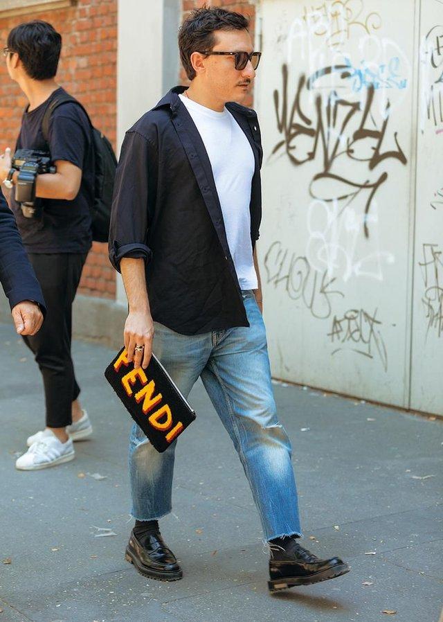 З чим носити і як поєднувати сорочки чоловікам: 10 модних ідей у фото - фото 423516