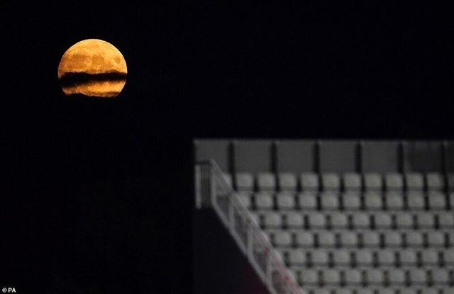 Кукурудзяний місяць: з'явилися яскраві знімки рідкісного явища - фото 423545