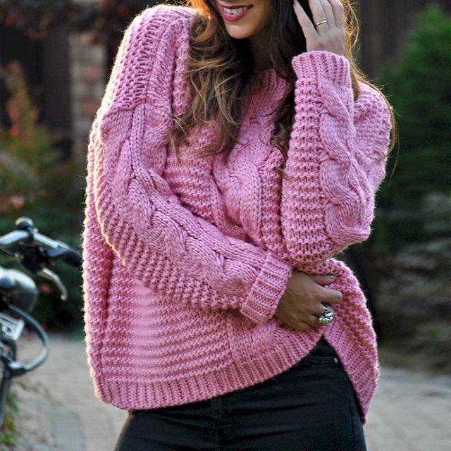Як носити светр і джинси цієї осені: найкращі образи - фото 423569