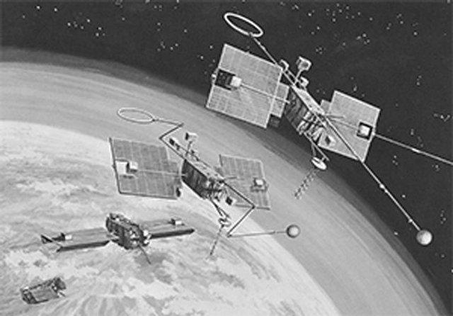Кінець епохи: на Землю впав найперший супутник NASA (відео) - фото 423669