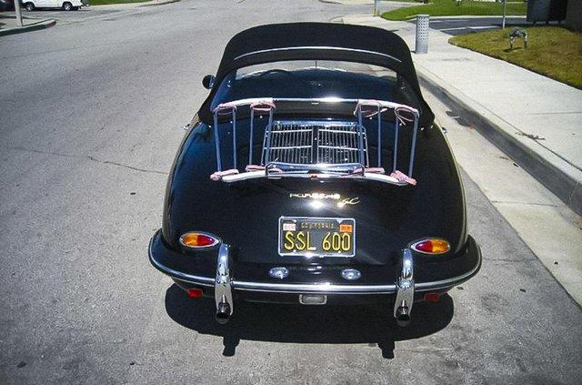 Класичний кабріолет Porsche 356 продають за ціною двох нових Panamera - фото 423857