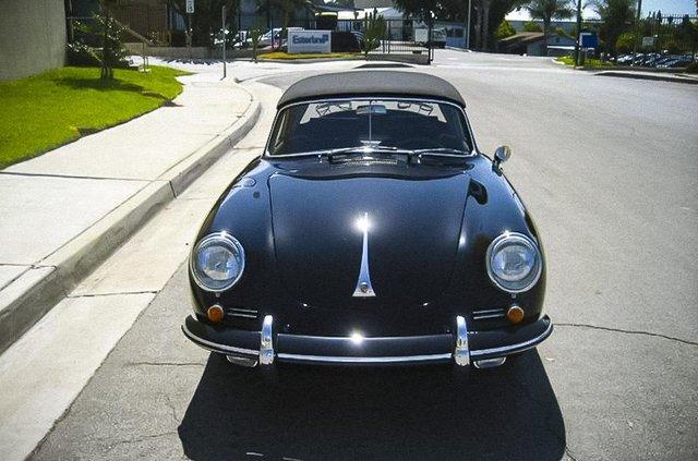Класичний кабріолет Porsche 356 продають за ціною двох нових Panamera - фото 423858