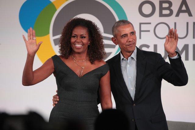 Мішель Обама порівняла стосунки з грою у баскетбол - фото 423989