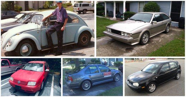 Чоловік – відданий фанат Volkswagen - фото 424021