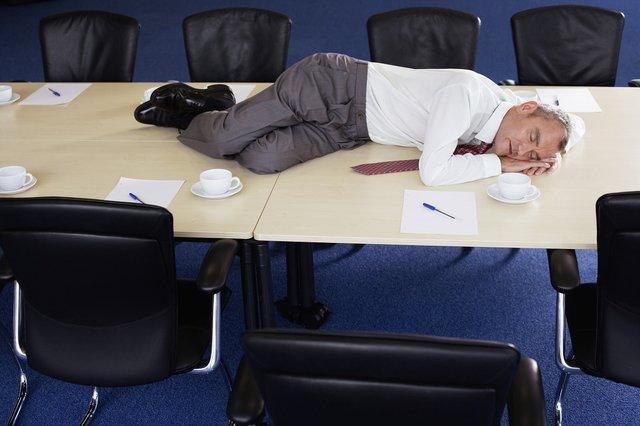З'явилася вакансія, де треба спати на роботі дев'ять годин на день - фото 424052