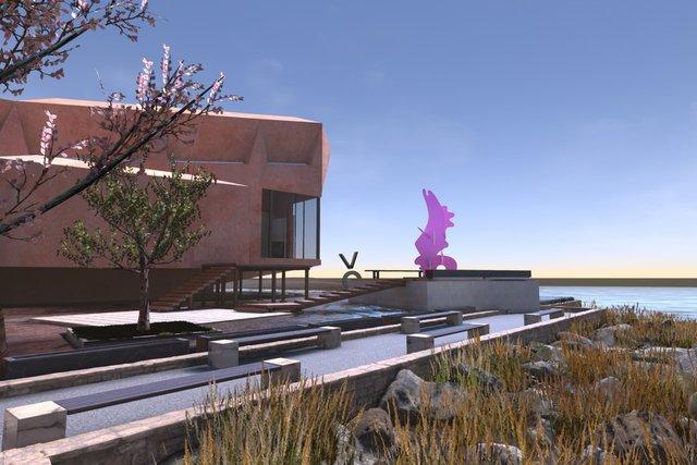 У мережі відкрили перший у світі віртуальний музей - фото 424106