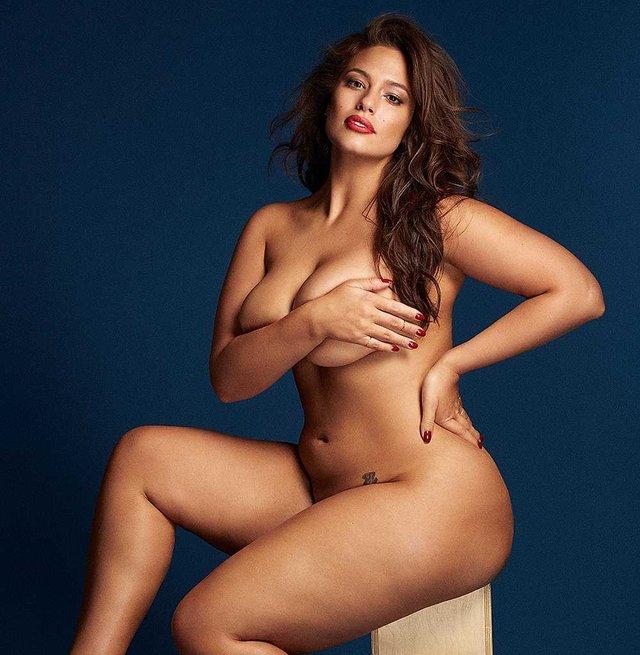 Моделі світу: як змінилася найсексуальніша манекенниця plus-size Ешлі Грем - фото 424232
