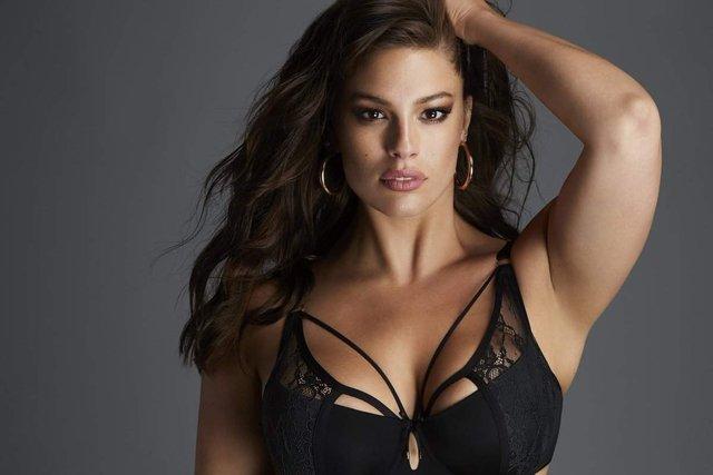 Моделі світу: як змінилася найсексуальніша манекенниця plus-size Ешлі Грем - фото 424233