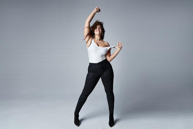 Моделі світу: як змінилася найсексуальніша манекенниця plus-size Ешлі Грем - фото 424234