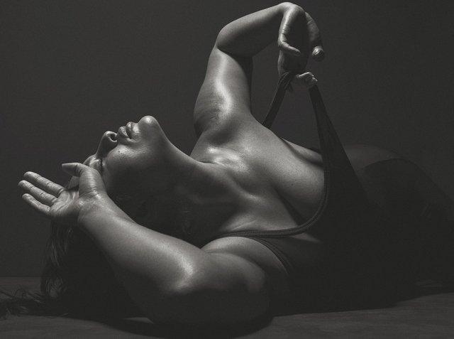 Моделі світу: як змінилася найсексуальніша манекенниця plus-size Ешлі Грем - фото 424238